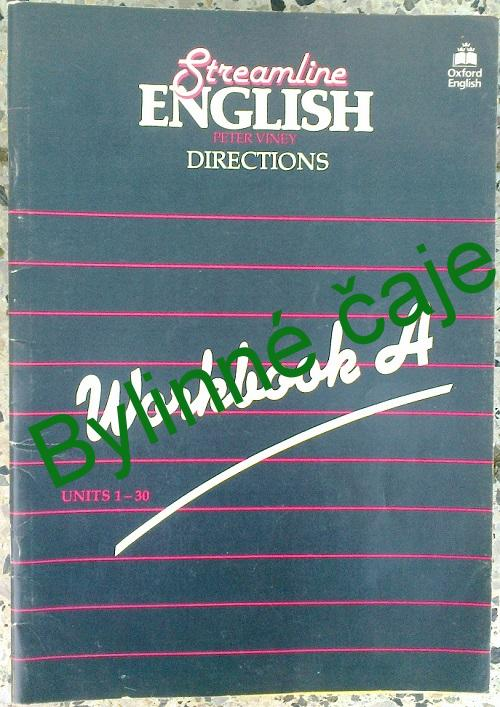 Streamline English Directions, Workbook B