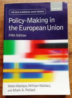 Policy-Making the European Union