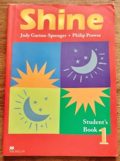 Shine / Students book 1