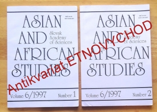 Asian and African studies 1. 2.